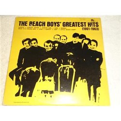 The Beach Boys - Greatest Hits 1961- 1963 Vinyl LP Record For Sale