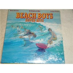 The Beach Boys - Super Hits LP Vinyl Record For Sale