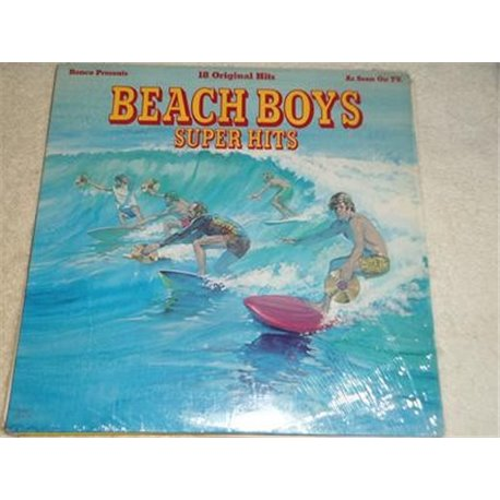 The Beach Boys - Super Hits LP Ronco