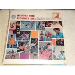 The Beach Boys - All Summer Long Vinyl LP Record For Sale