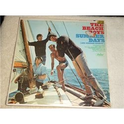 The Beach Boys - Summer Days LP Vinyl Record For Sale