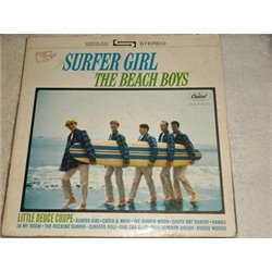 The Beach Boys - Surfer Girl LP Vinyl Record For Sale