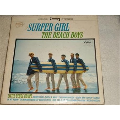 The Beach Boys | Surfer Girl LP