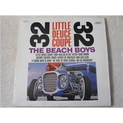 The Beach Boys - Little Deuce Coupe Vinyl LP Record For Sale