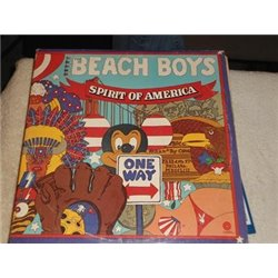 The Beach Boys - Spirit Of America Vinyl LP Record For Sale