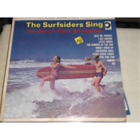 The Surfsiders - Sing The Beach Boys Song Book LP