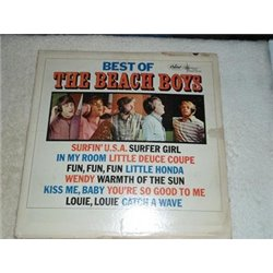 The Beach Boys - Best Of Vol. 1 Vinyl LP Record For Sale
