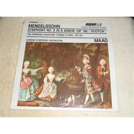 Mendelssohn - Symphony No 3 In A Minor