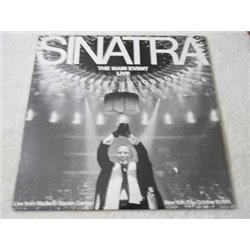 Frank Sinatra - The Main Event Live Vinyl LP Record For Sale