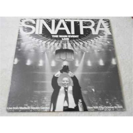 Frank Sinatra - The Main Event Live LP