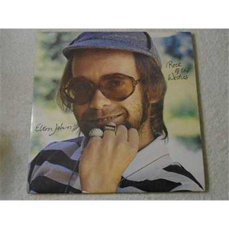 Elton+John+Rock+Westies+LP+Vinyl+Record
