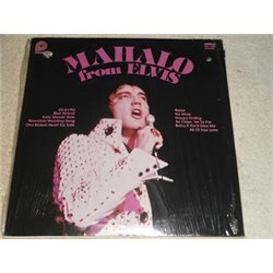 Elvis - Mahalo From Elvis LP