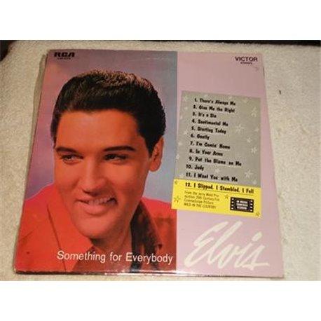 Elvis - Something For Everybody LP