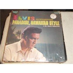 Elvis - Paradise Hawaiian Style LP