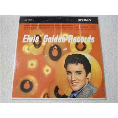 Elvis - Golden Records LP 1964