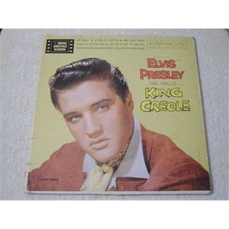 Elvis - King Creol LP Soundtrack