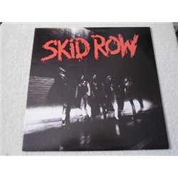 Skid Row Self Titled LP RARE
