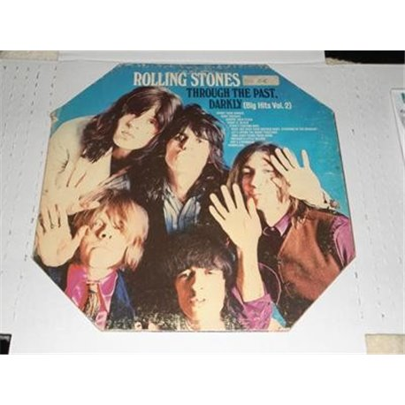 Rolling Stones - Through The Past Darkly Volume 2 LP