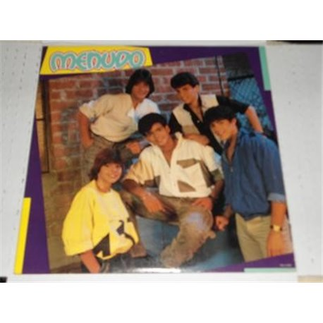 Menudo - Self Titled Ricky Martin Debut LP