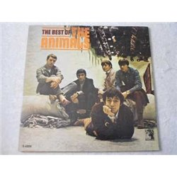 The Animals - The Best Of The Animals LP
