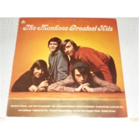 The Monkees - Greatest Hits LP