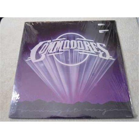 The Commodores - Midnight Magic LP Vinyl Record