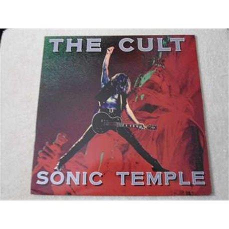 The Cult - Sonic Temple LP Vinyl Record Album
