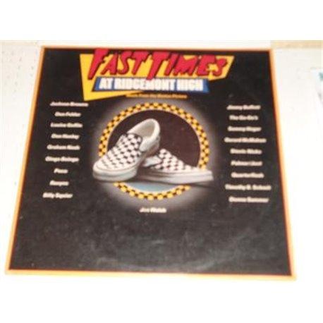 Fast Times At Ridgemont High Soundtrack 2 LP Set