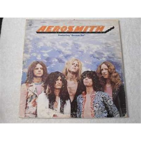 Aerosmith - Self Titled LP
