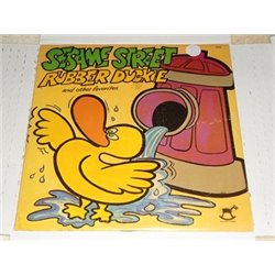 Sesame Street - Rubber Duckie Vinyl LP Record For Sale