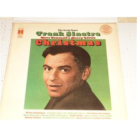 Frank Sinatra - Have Yourself A Merry Little Christmas LP
