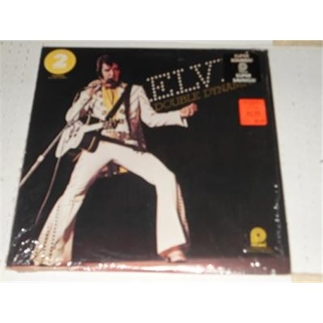 Elvis - Double Dynamite 2x LP Set