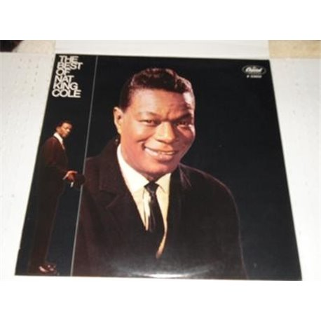 Nat King Cole -The Best Of LP
