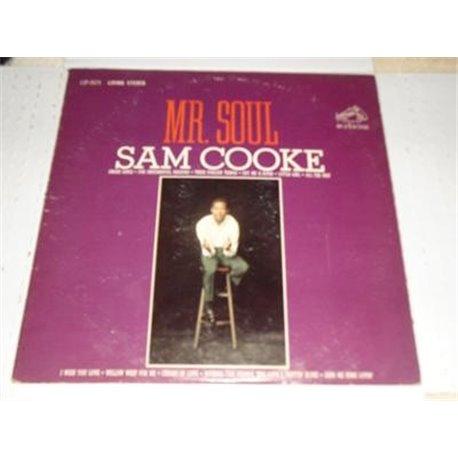 Sam Cooke - Mr Soul LP