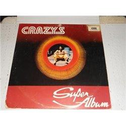 Crazy's - Super Album - Barbados Calypso LP