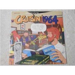 Cruisin' 1964 - History Of Rock N' Roll Radio LP Vinyl Record For Sale
