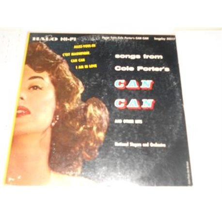 Cole Porter - Can Can Broadway Musical LP