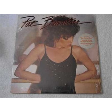 Pat Benatar - Crimes Of Passion LP