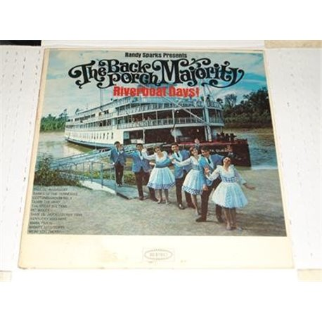 The Back Porch Majority - Riverboat Days LP