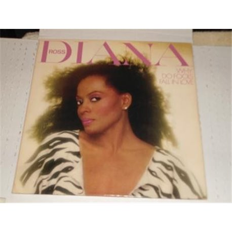 Diana Ross - Why Do Fools Fall In Love LP
