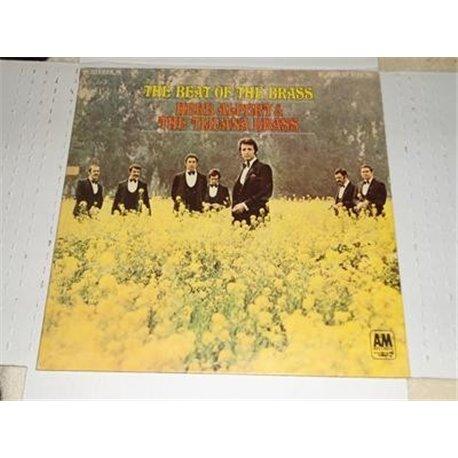Herb Alpert - The Beat Of The Brass LPs