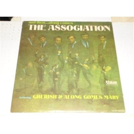 The Association - Then Along Comes Mary LP