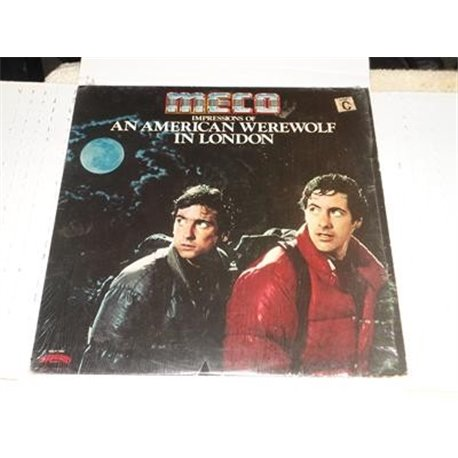American Werewolf In London - Movie Soundtrack LP