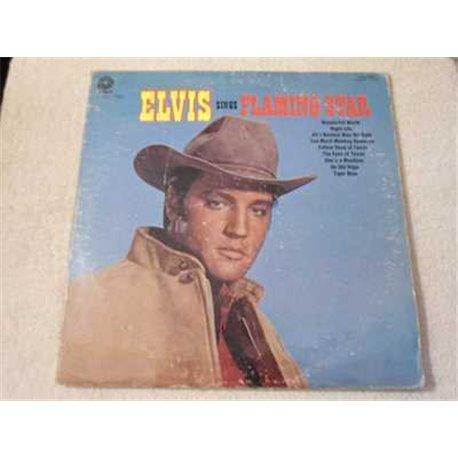 Elvis - Sings Flaming Star LP