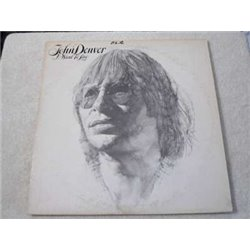 John Denver - I Want To Live Vinyl LP Record For Sale