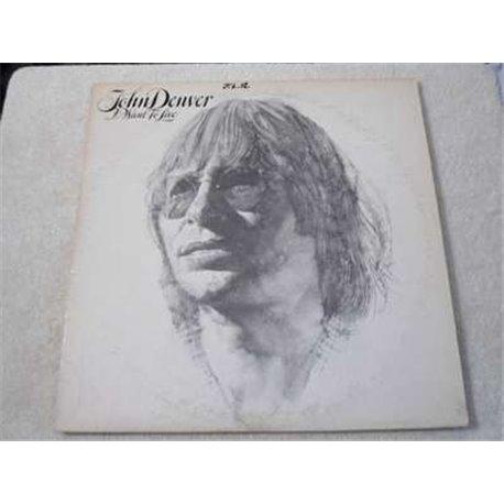 John Denver - I Want To Live LP