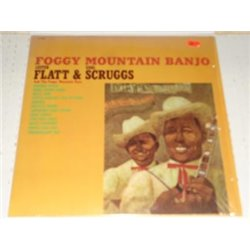 Flatt And Scruggs - Foggy Mountain Banjo LP Vinyl Record For Sale