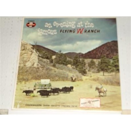 Flying W Wranglers - An Evening at the Flying W Ranch Vol 4 Autographed