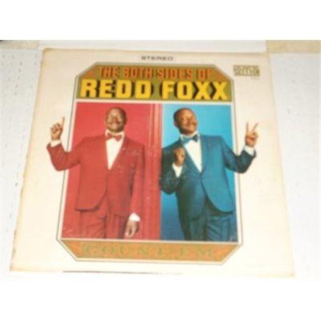 Redd Foxx - The Both Sides Of LP