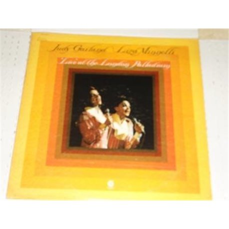 Judy Garland Liza Minelli - Live At The London Palladium LP